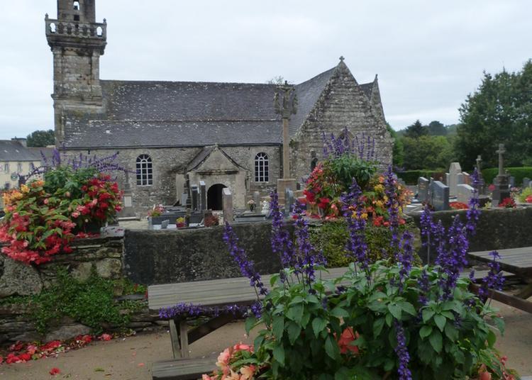 Visite Commentée De L'eglise De Saint-cadou En Sizun