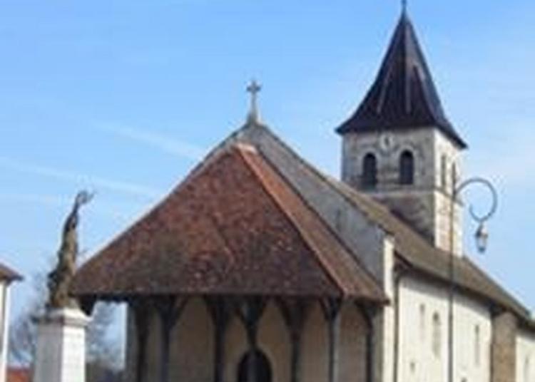 Visite Commentée De L'église De Saint Nizier Le Bouchoux. à Saint Nizier le Bouchoux