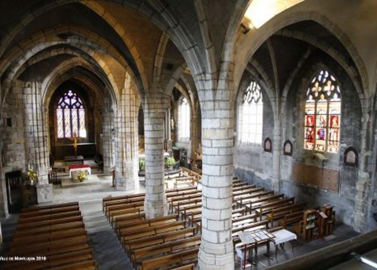 Visite Commentée De L'eglise Notre-dame à Montluçon à Montlucon