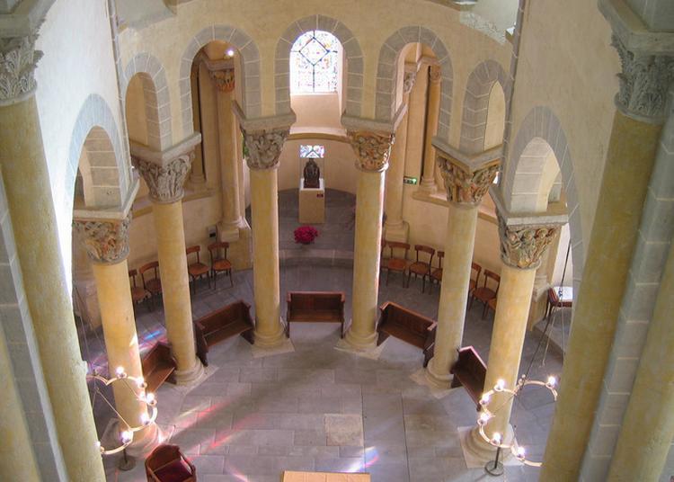 Visite Commentée De L'église Romane à Saint Nectaire
