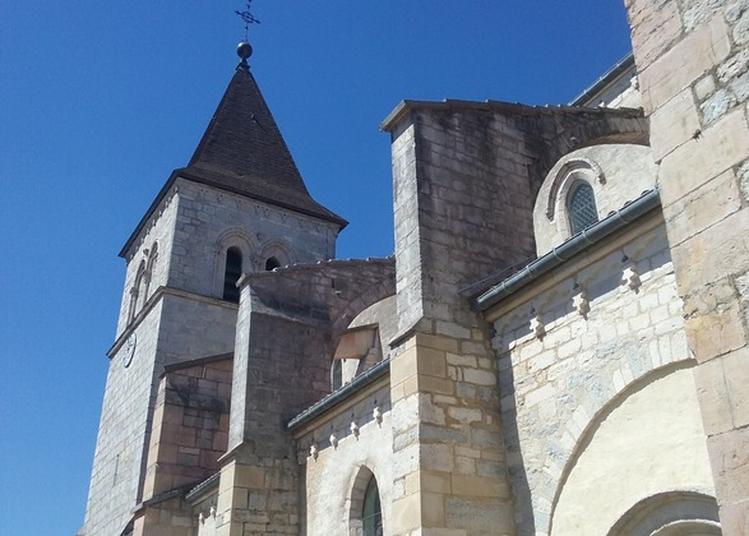 Visite Commentée De L'eglise Saint Christophe De Chissey Sur Loue (39) à Chissey sur Loue