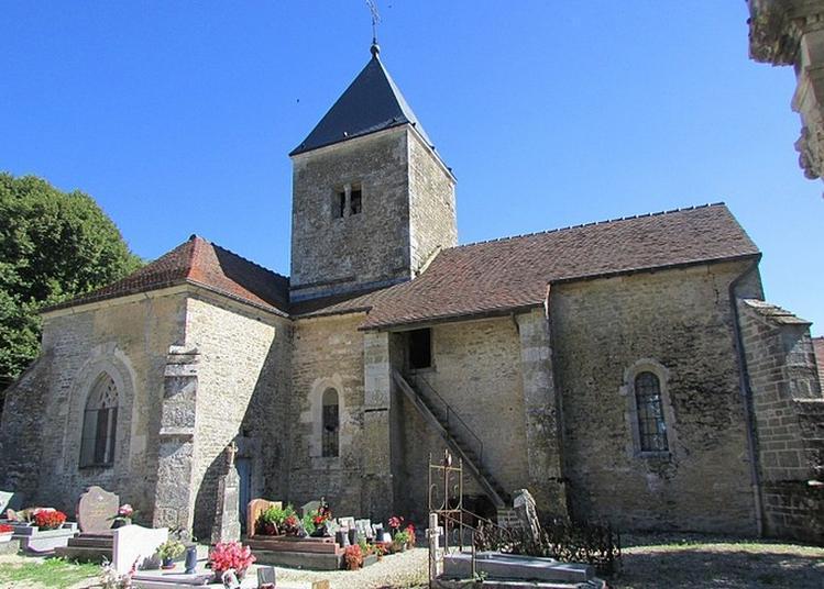 Visite Commentée De L'eglise Saint-etienne De Briaucourt