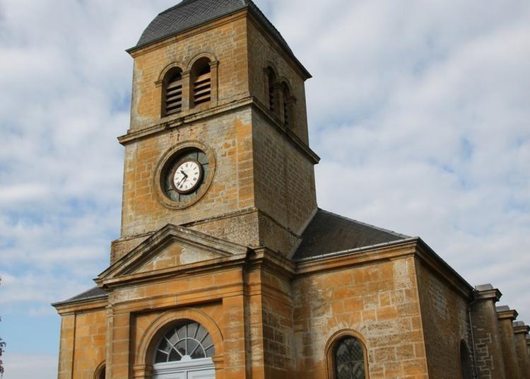 Visite Commentée De L'église Saint-françois-d'assise à La Cassine à Vendresse