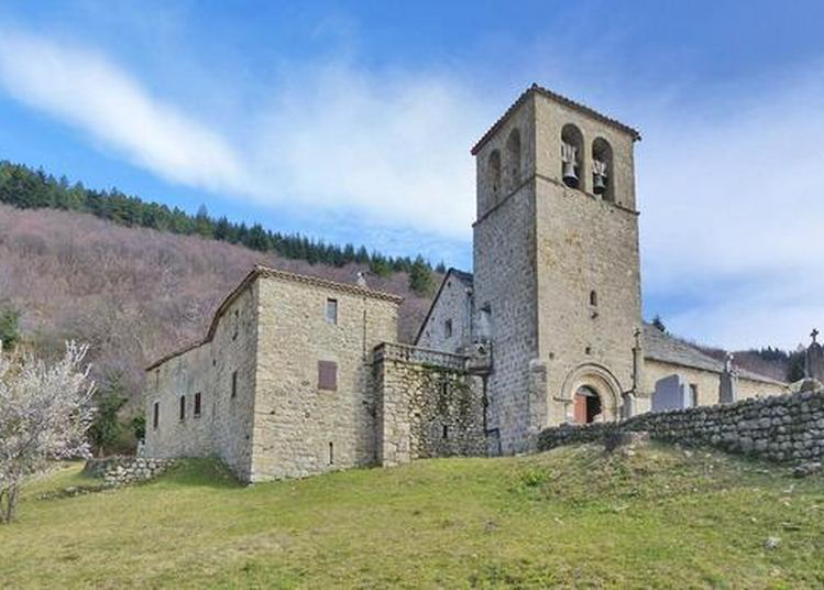 Visite Commentée De L'eglise Saint Grégoire à Prunet