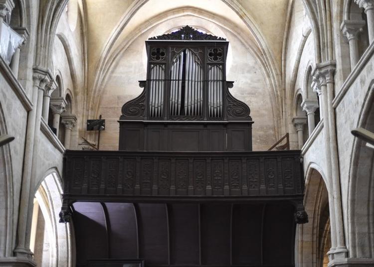 Visite Commentée De L'église Saint-hermeland à Bagneux