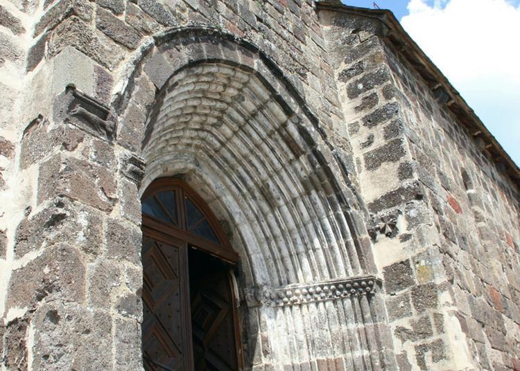 Visite Commentée De L'église Saint-jean-baptiste. à Tournemire