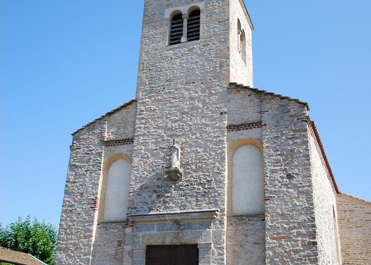 Visite Commentée De L'eglise Saint-jean-baptiste à Garnerans