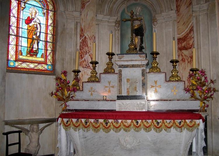 Visite Commentée De L'église Saint-jean Baptiste D'ondes à Ondes
