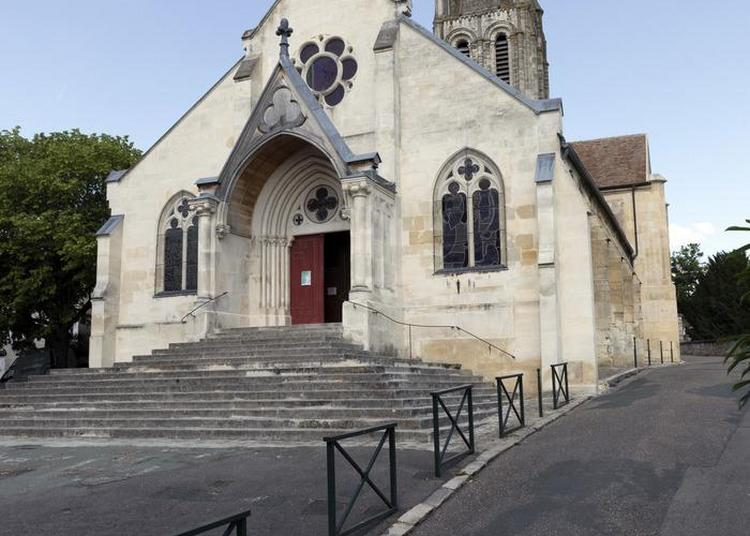 Visite Commentée De L'église Saint-maclou à Conflans sainte Honorine