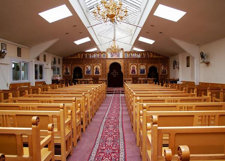 Visite Commentée De L'église Saint-mina-saint-mercorious à Colombes