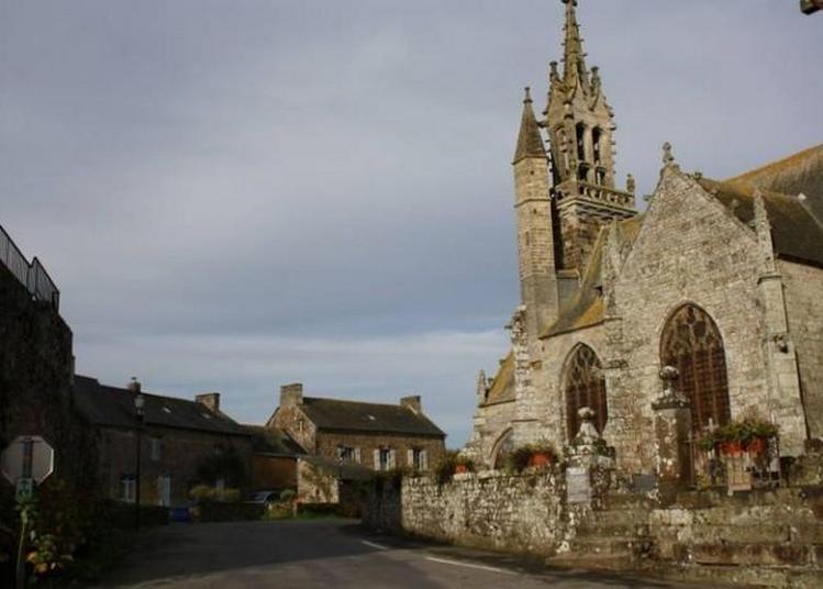 Visite Commentée De L'église Saint-ouen Des Iffs à Les Iffs
