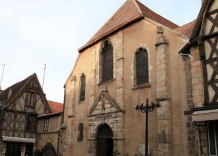 Visite Commentée De L'eglise Saint-pierre à Montluçon à Montlucon