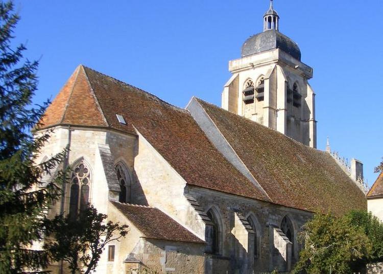 Visite Commentée De L'eglise Saint Pierre Et Saint Paul à Chevannes