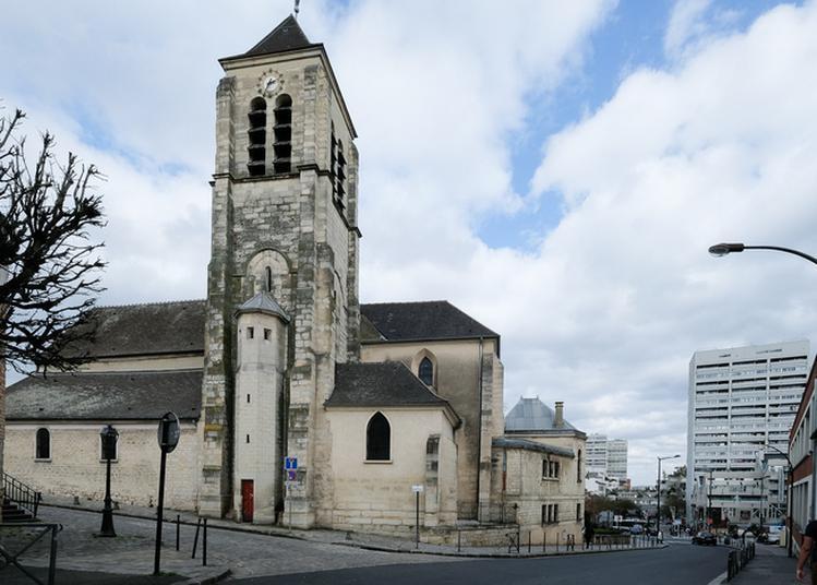 Visite Commentée De L'église Saint-pierre-saint-paul à Ivry sur Seine