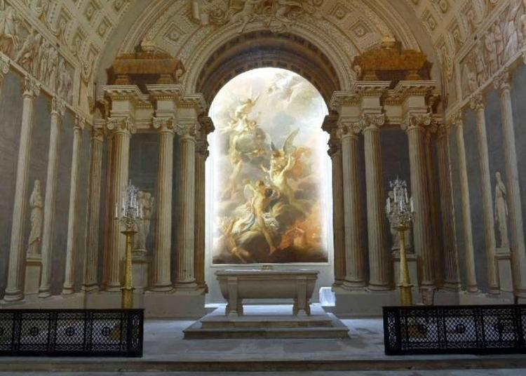Visite Commentée De L'église Sainte-marguerite à Paris 11ème