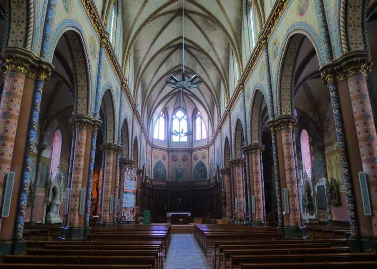 Visite Commentée De L'église Sainte-thérèse à Angers