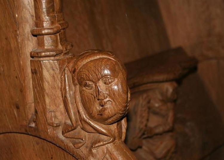 Visite Commentée De L'église St-amand Et Du Chapitre à Saint Chamant