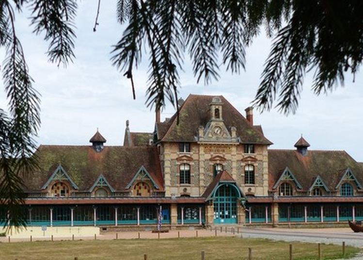 Visite Commentée De L'espace La Charité - Lavault-sainte-anne à Montlucon