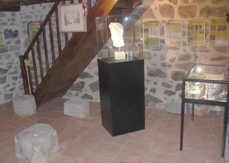 Visite Commentée De L'espace Patrimoine Klepsydra : 2000 Ans D'histoire Autour De Saint-sébastien à Saint Sebastien