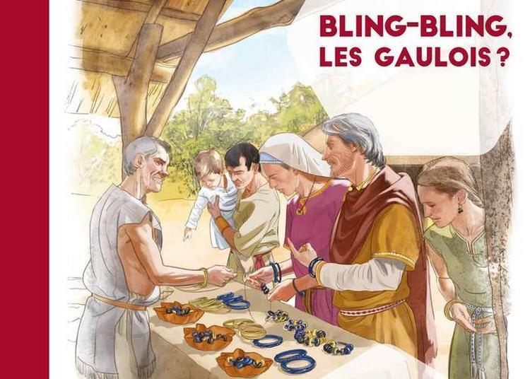 Visite Commentée De L'exposition Bling-bling, Les Gaulois ? à Guiry en Vexin