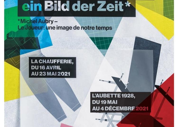 Visite Commentée De L'exposition De Michel Aubry « Der Grosse Spieler : Ein Bild Der Zeit » à Strasbourg