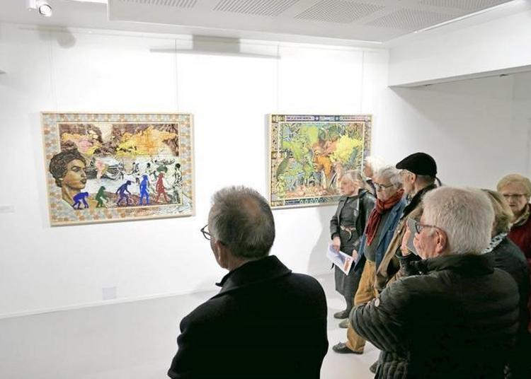 Visite Commentée De L'exposition L'espoir à Villefranche de Rouergue