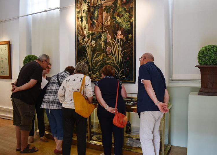 Visite Commentée De L'exposition «jardins Entre Rêve Et Réalité» à Mousson