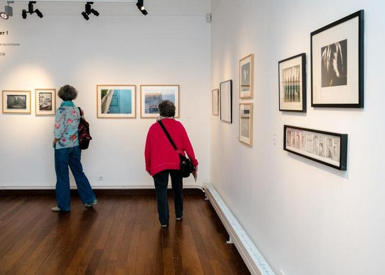 Visite Commentée De L'exposition Le Noir Est Une Couleur à Brest