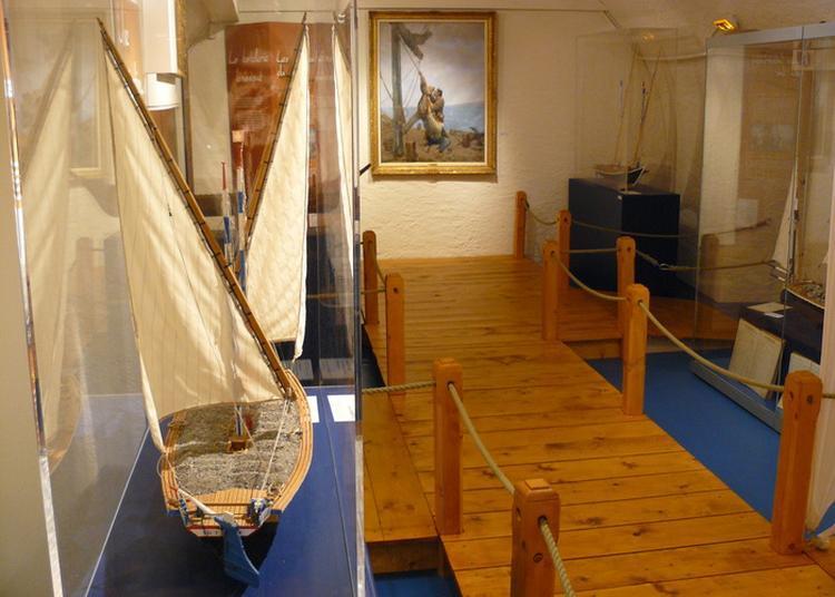 Visite Commentée De L'exposition Les Barques Du Léman : Chronique D'une Navigation Disparue à Thonon les Bains