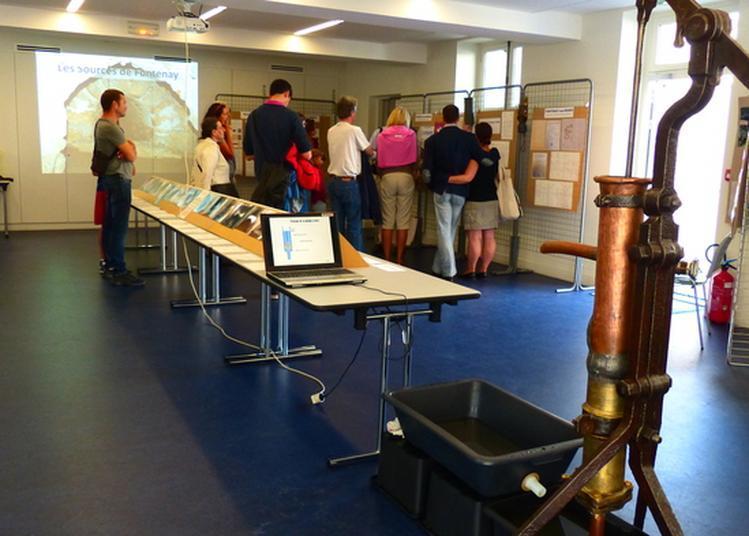 Visite Commentée De L'exposition Les Dernières Découvertes Des Sources De Fontenay à Fontenay aux Roses