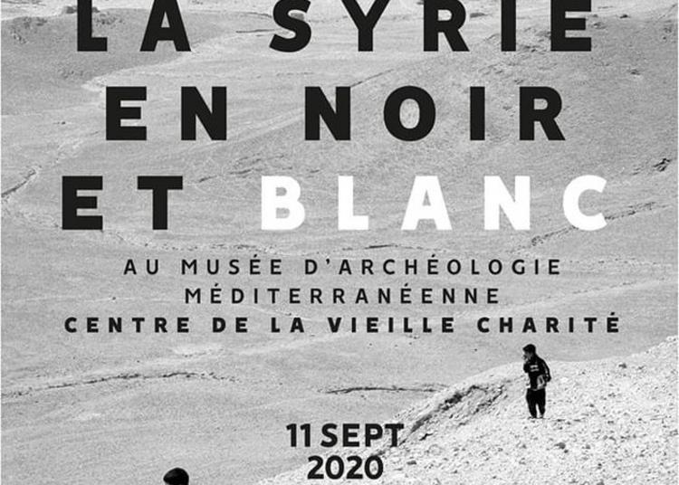 Visite Commentée De L'exposition Palmyre, Alep, Damas: La Syrie En Noir Et Blanc, Photographies De Michel Eisenlohr à Marseille