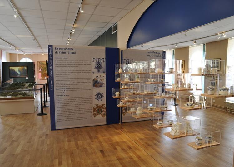 Visite Commentée De L'exposition Permanente à Saint Cloud
