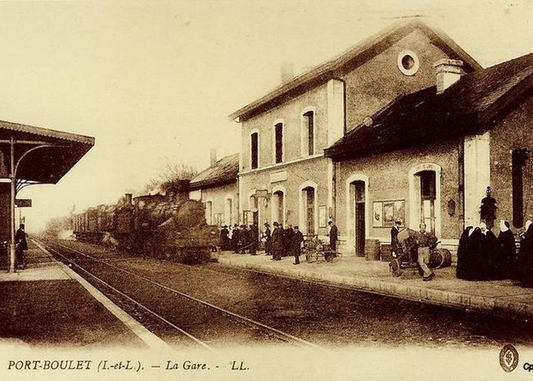 Visite Commentée De L'exposition Temporaire à Chouze sur Loire
