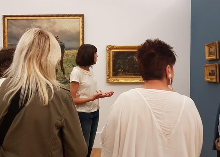 Visite Commentée De L'exposition Temporaire Au Musée Denon à Chalon sur Saone