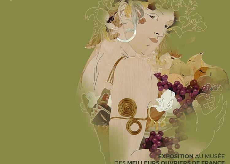 Visite Commentée De L'exposition Temporaire Mof, La Perfection Au Féminin à Bourges