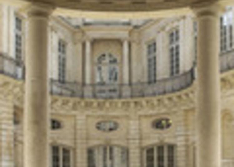 Visite Commentée De L'hôtel De Beauvais à Paris 4ème