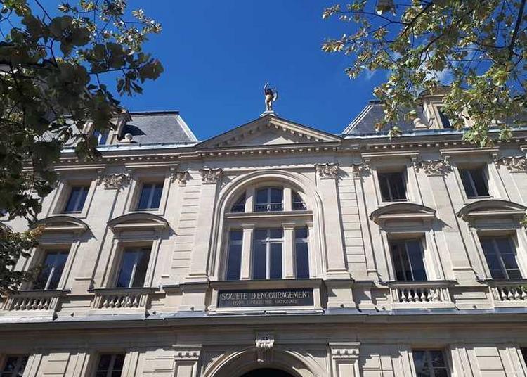 Visite Commentée De L'hôtel De L'industrie à Paris 6ème