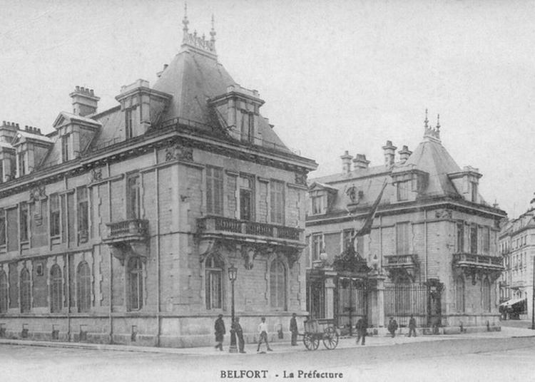Visite Commentée De L'hôtel De La Préfecture Du Territoire De Belfort