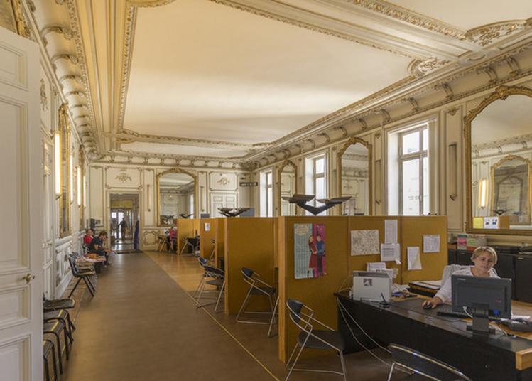 Visite Commentée De L'hôtel De Ville De Nevers