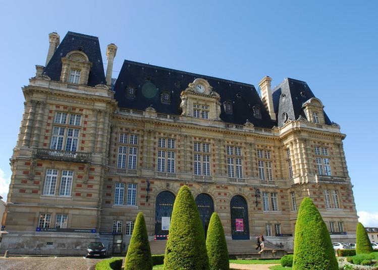 Visite Commentée De L'hôtel De Ville De Versailles - Ancien Hôtel Conti