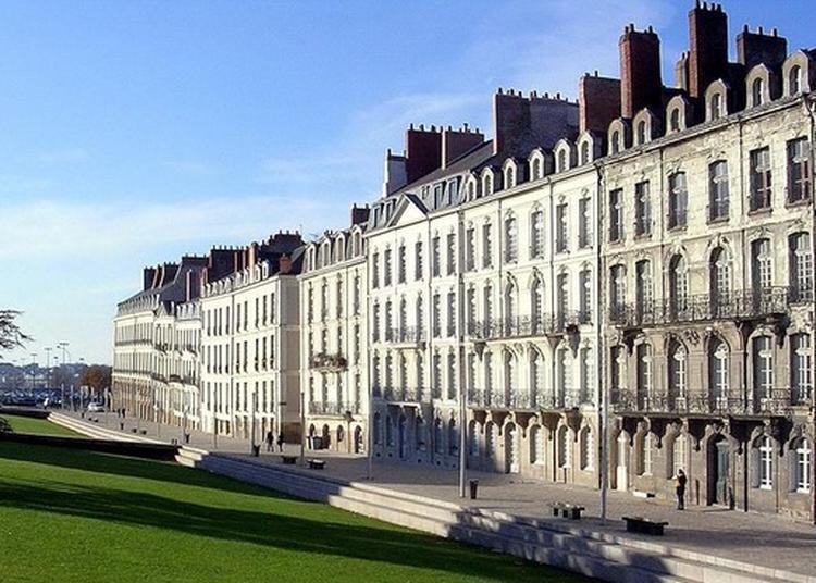 Visite Commentée De L'île Feydeau à Nantes