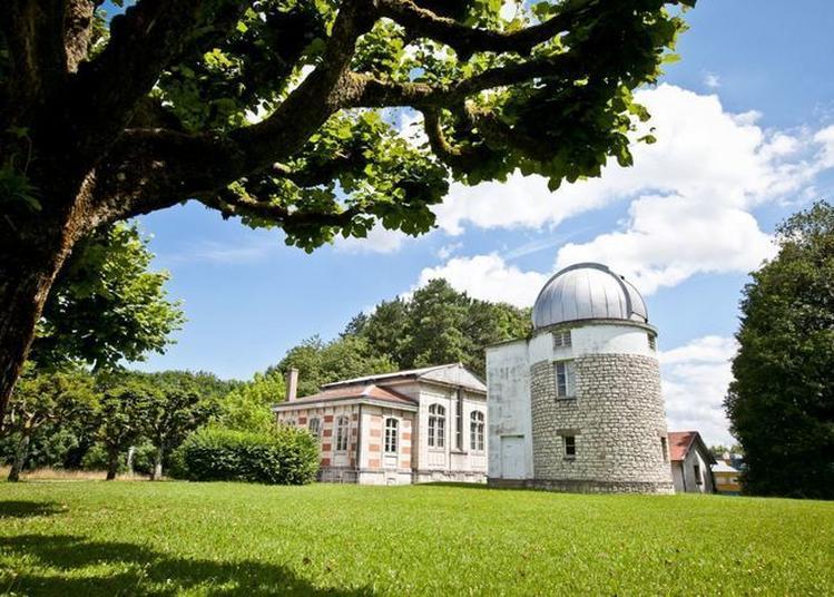 Visite Commentée De L'observatoire Astronomique De Besançon à Besancon