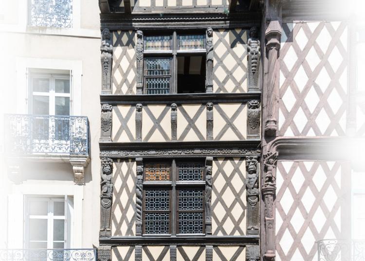 Visite Commentée De L'oisellerie, Maison Du Xvie Siècle à Angers