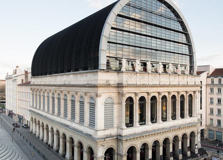 Visite Commentée De L'opéra De Lyon.