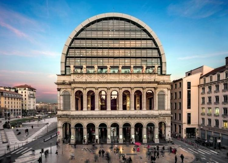 Visite Commentée De L'opéra De Lyon