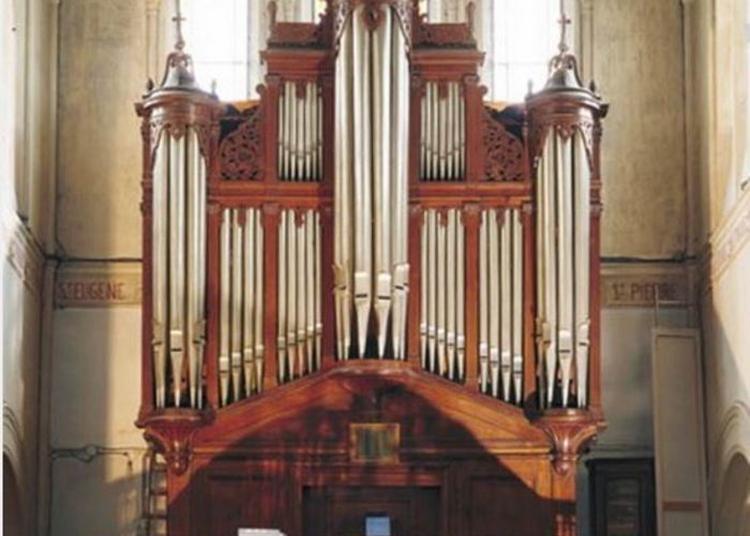 Visite Commentée De L'orgue Cavailé-coll à Saint Leu la Foret
