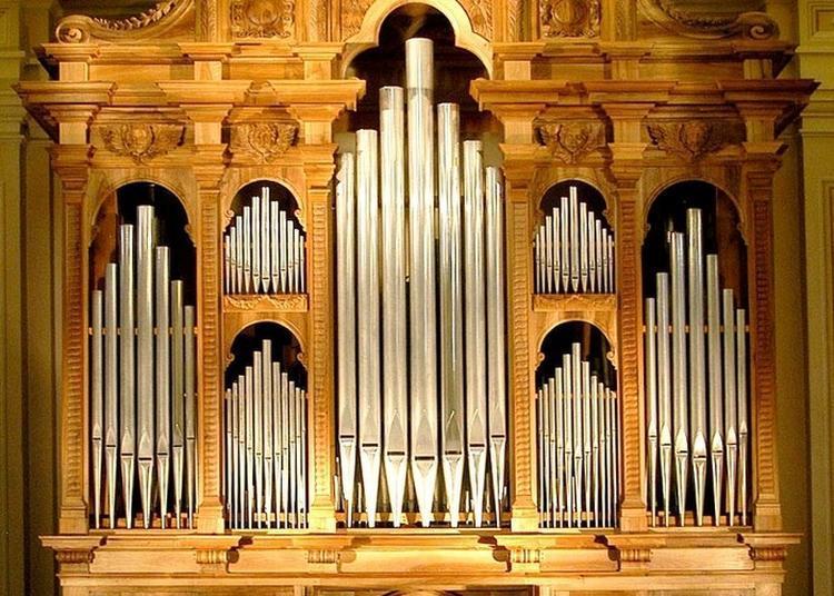Visite Commentée De L'orgue De Manigod.