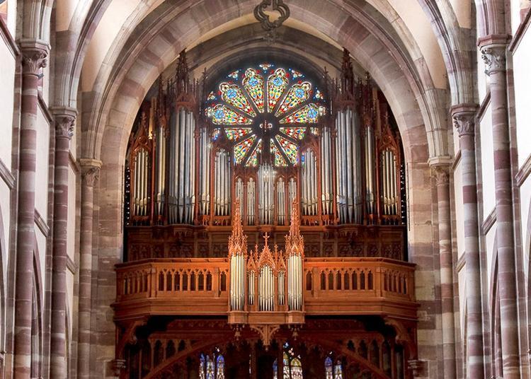 Visite Commentée De L'orgue De Tribune De Joseph Merklin à Obernai