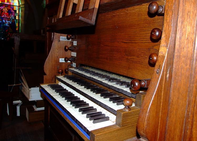 Visite Commentée De L'orgue Historique (1720) Et Petit Concert. à Domgermain