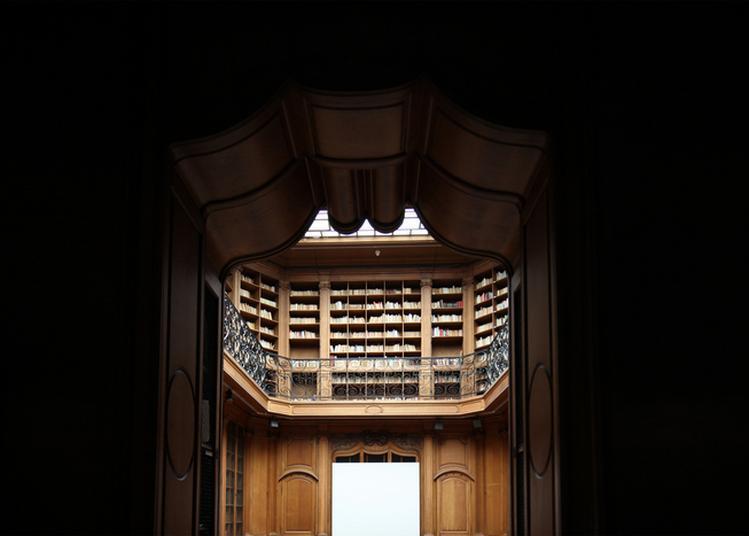 Visite Commentée De La Bibliothèque Smith-lesouëf à Nogent sur Marne